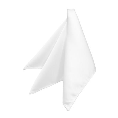 Pocket Square - WHITE