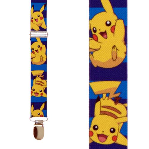 Pikachu Suspenders