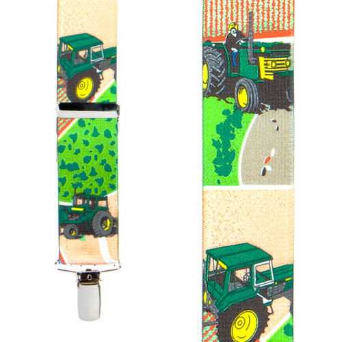Tractor Suspenders for Kids - 36 Inch Only