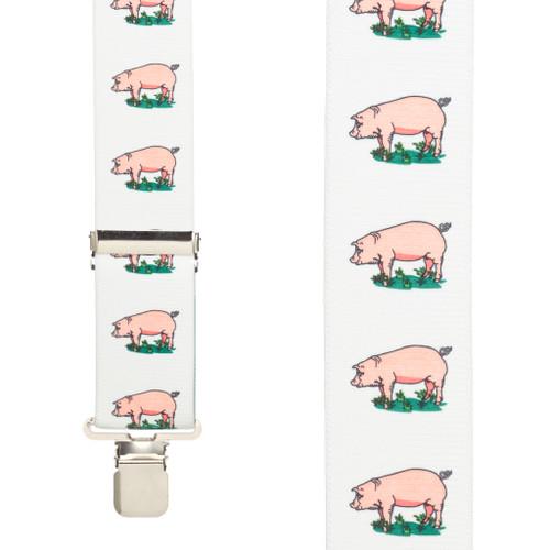 Pig Suspenders