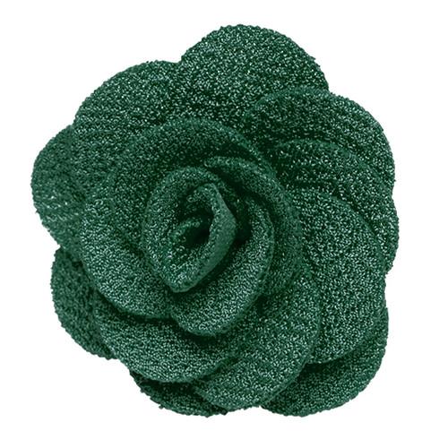 Lapel Flower - HUNTER Crepe