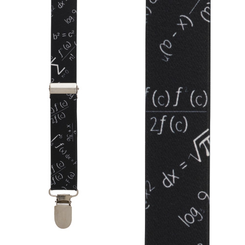 Math Equation Suspenders