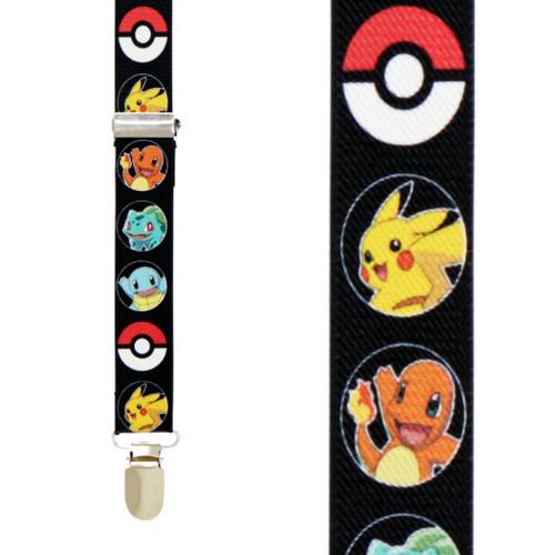 Pokemon Suspenders