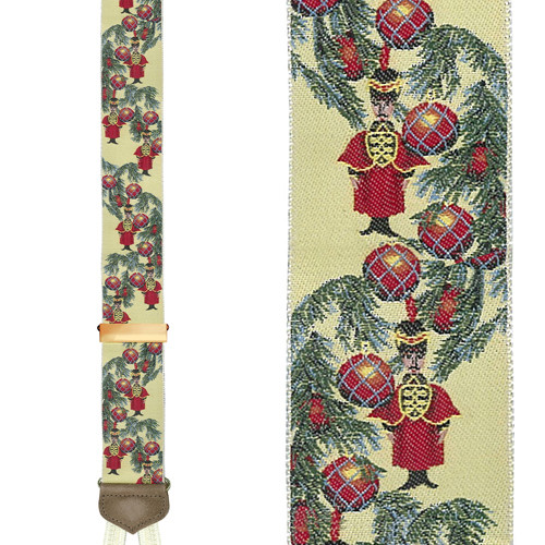 Memories of Christmas Limited Edition Braces