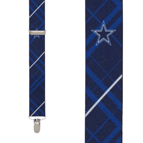 Dallas COWBOYS Football Suspenders