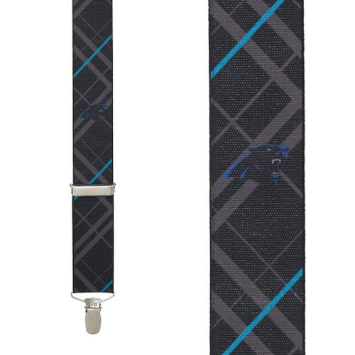 Carolina PANTHERS Football Suspenders