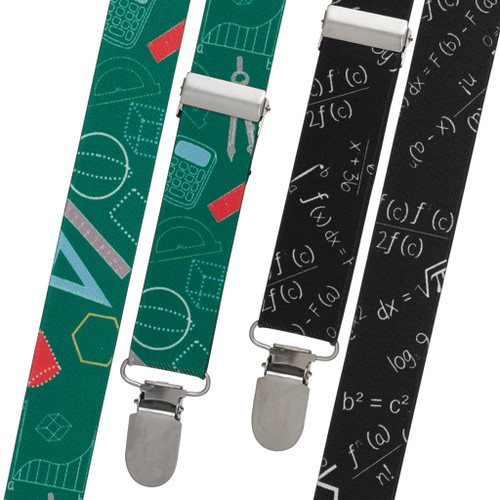 Math Suspenders