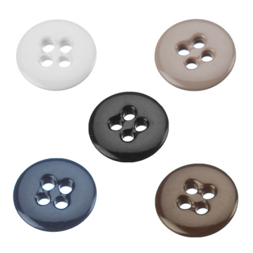Suspender Buttons - Set of 6