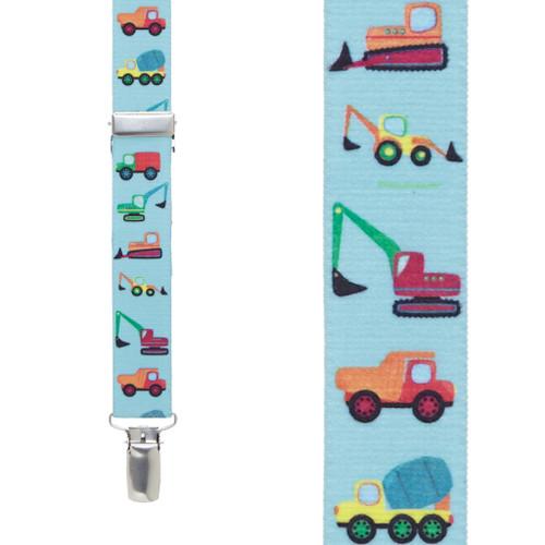 Truck Suspenders