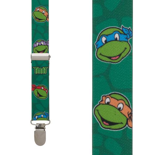 Ninja Turtle Suspenders