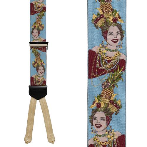 Brazilian Bombshell Limited Edition Braces