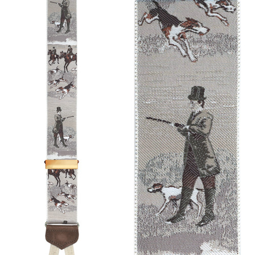 Fox and Feather Limited Edition Braces