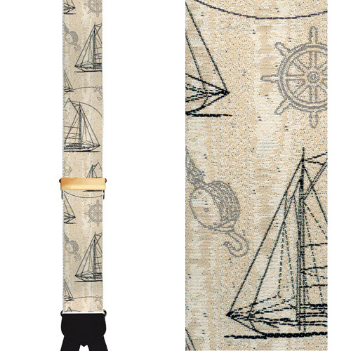 Nautical Dream Limited Edition Braces