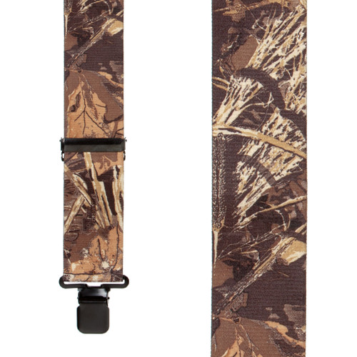 Max 4 Camo Suspenders - 2 Inch Wide