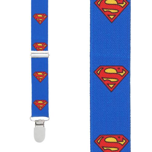 Superman Suspenders