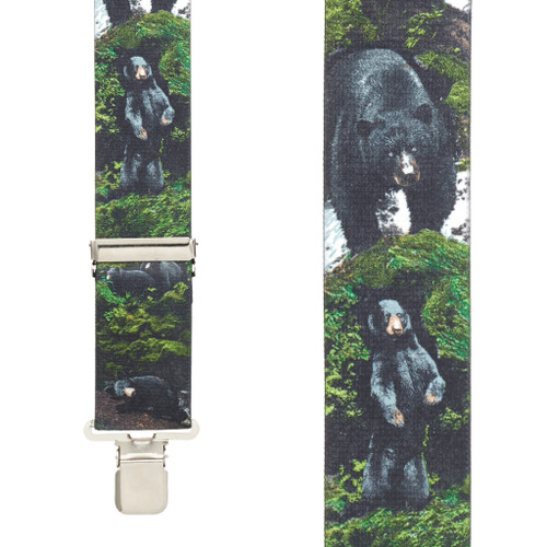 Black Bear Suspenders