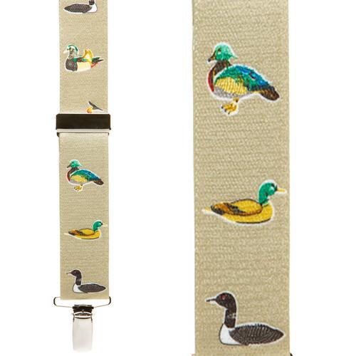 Duck Suspenders