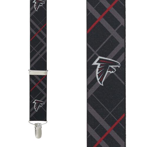 Atlanta FALCONS Football Suspenders