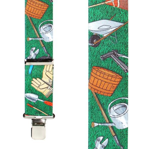 Garden Tools Suspenders - Construction Clip
