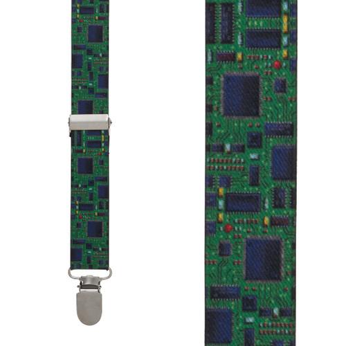Circuit Board Suspenders