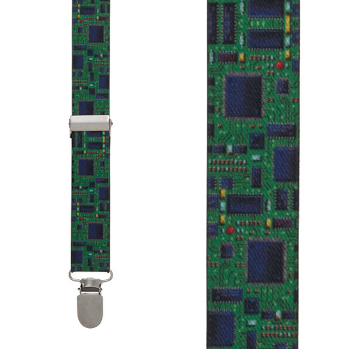 Circuit Board Suspenders