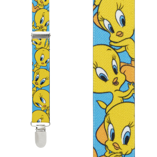 Tweety Suspenders