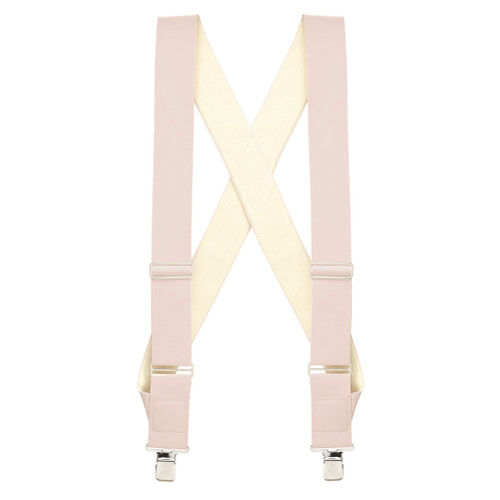 Undergarment Suspenders - SIDE CONSTRUCTION Clip