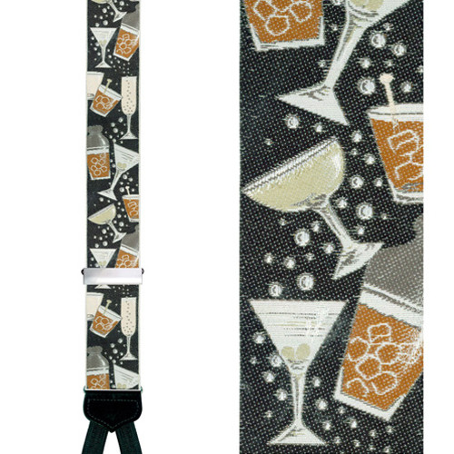 Cocktails Anyone? Limited Edition Braces
