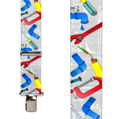 Plumber Suspenders