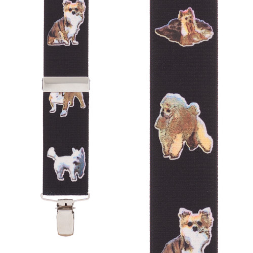 Little Dogs Suspenders