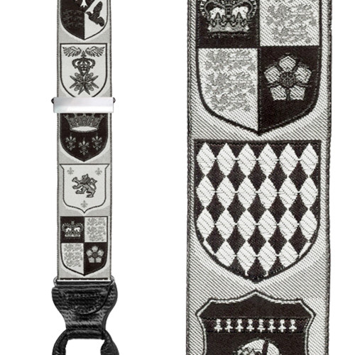 Coat of Arms Limited Edition Braces