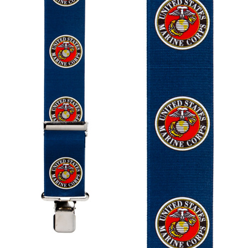 US Marines Military Suspenders