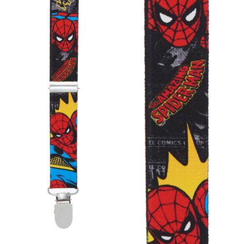 Spider-Man Suspenders