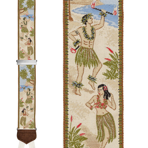 Polynesian Paradise Limited Edition Braces