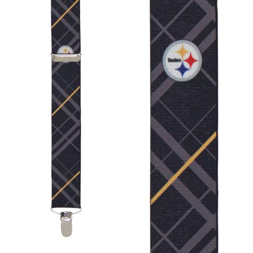 Pittsburgh STEELERS Football Suspenders