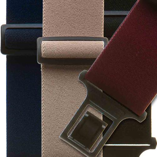 Big & Tall Suspenders - Perry Belt Clip