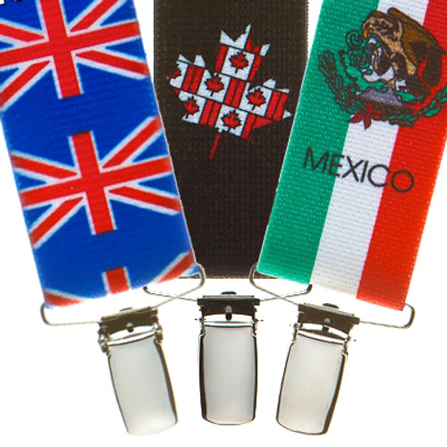 Flags Suspenders