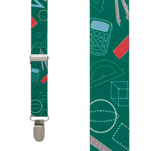 Math Tools Suspenders