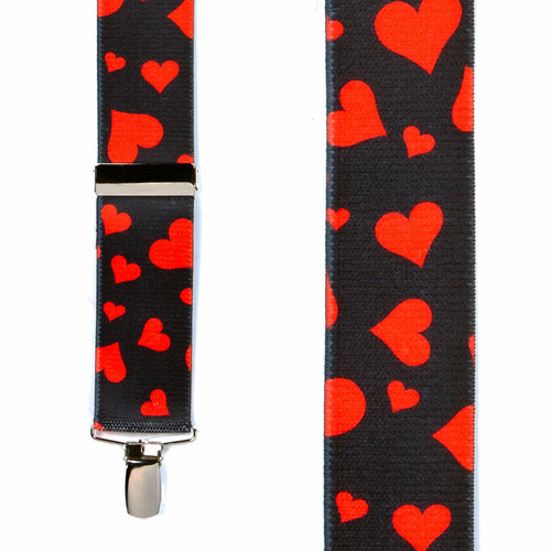 Hearts Suspenders