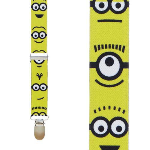 Minions Suspenders