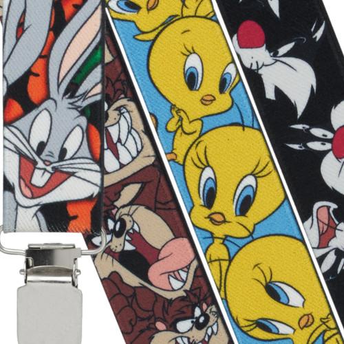 Looney Tunes Suspenders