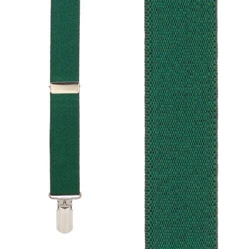 HUNTER 1-Inch Small Pin Clip Suspenders