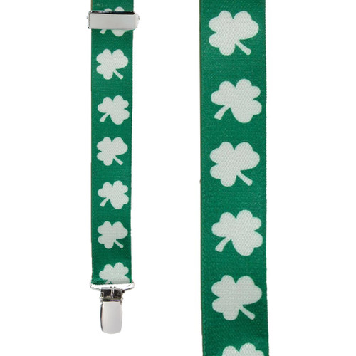 Shamrock Suspenders - SALE