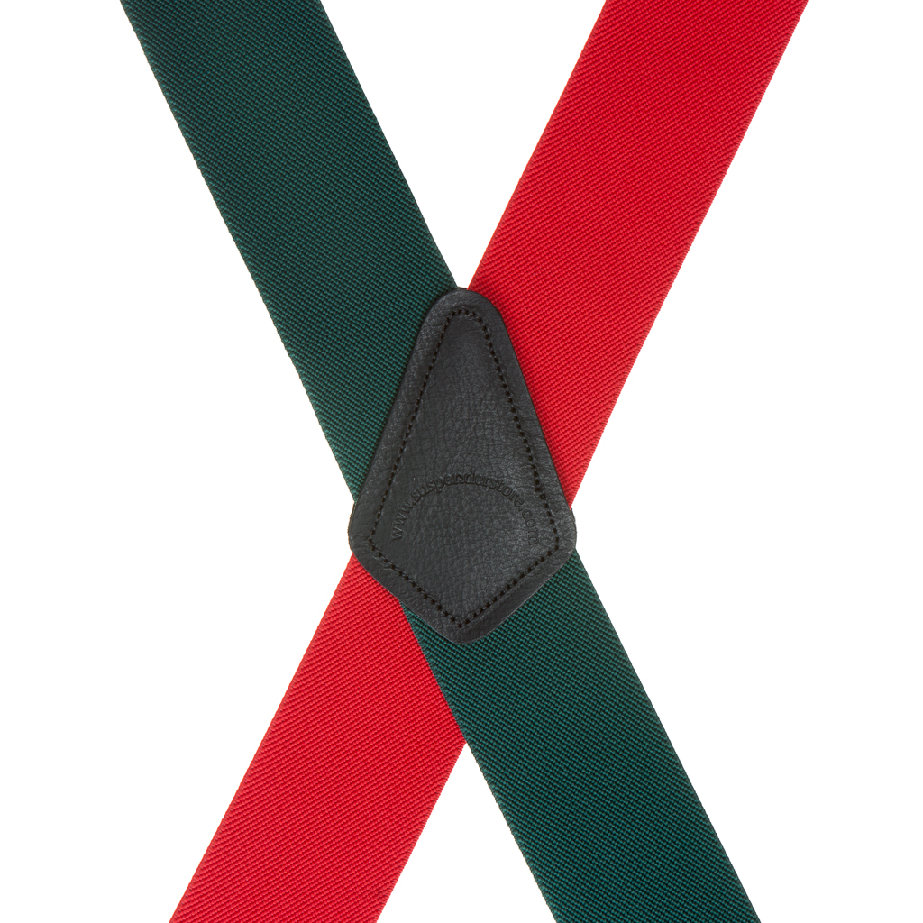 Red-Green Suspenders
