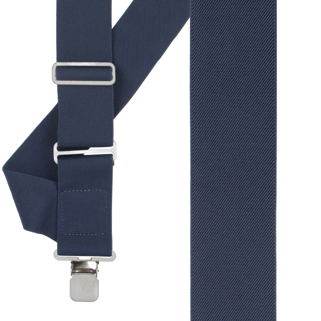 Side Clip Suspenders - 2 Inch Wide