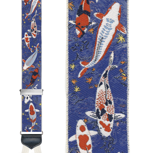 Don't Get Koi With Me Limited Edition Braces
