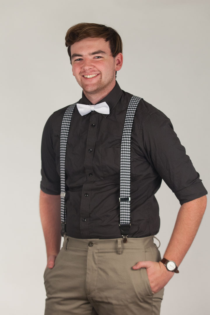 Bow Tie - Pre-Tied WHITE