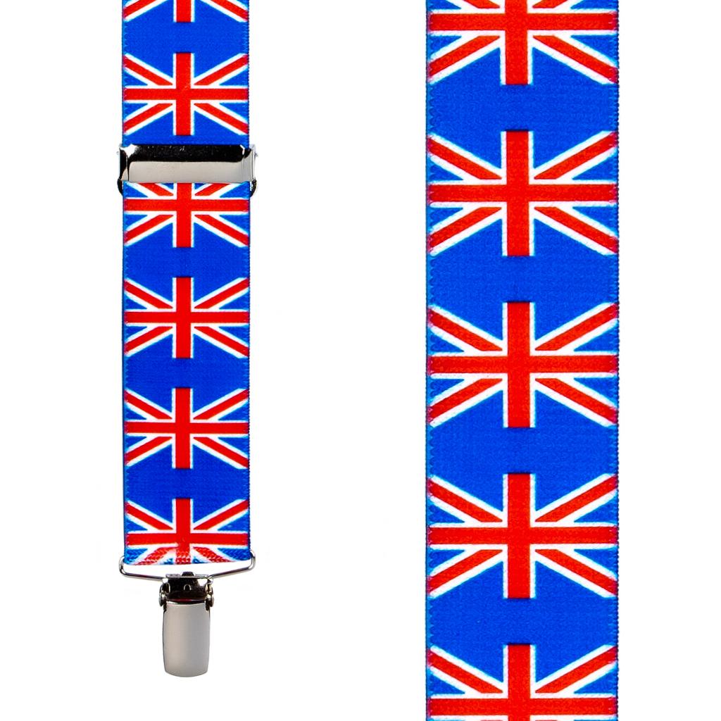 Flag Suspenders - UNITED KINGDOM