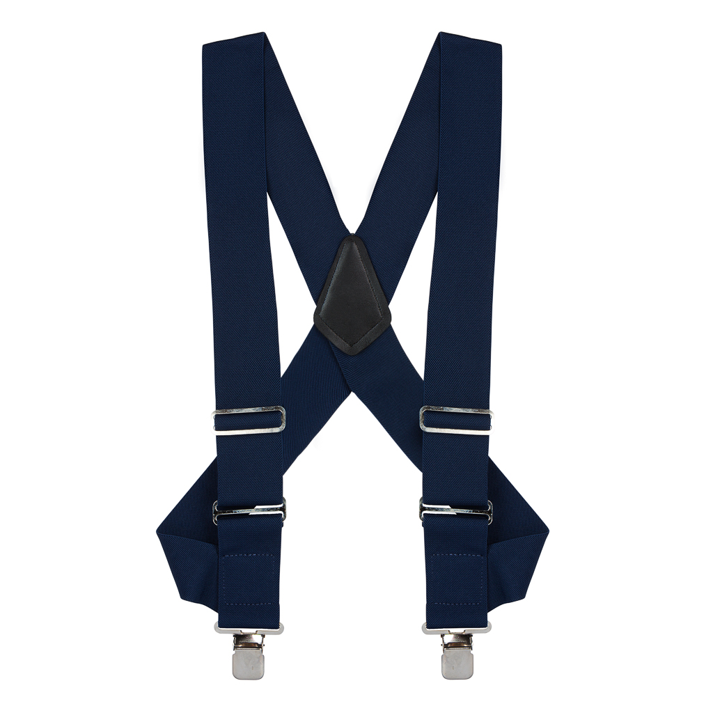 Side Clip Suspenders - Big & Tall