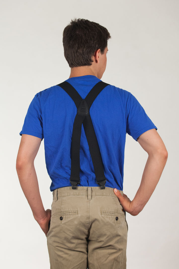 Airport Friendly/Sport Suspenders